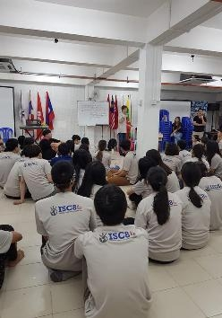 ISC (International Student Camp) 8