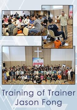 Children Ministry: Training of Trainer